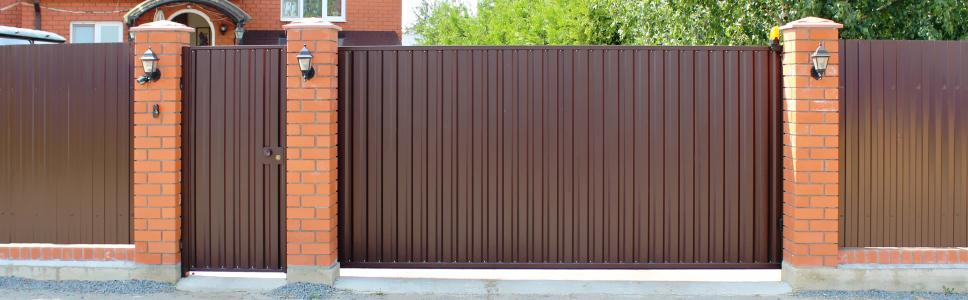 Цена на откатные ворота в липецке как самому зделать железные ворота